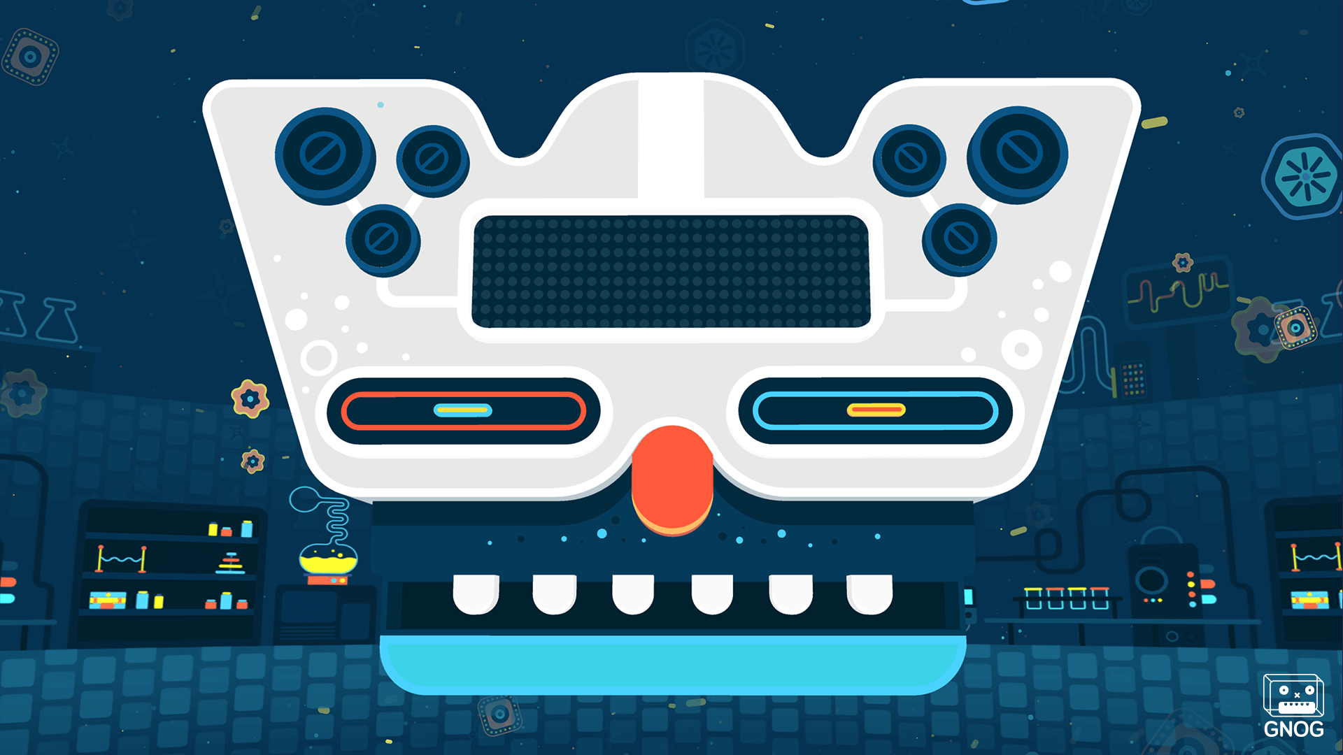 Gnog Out Now Electric Box Walkthrough Science Games Blog Play A Game By